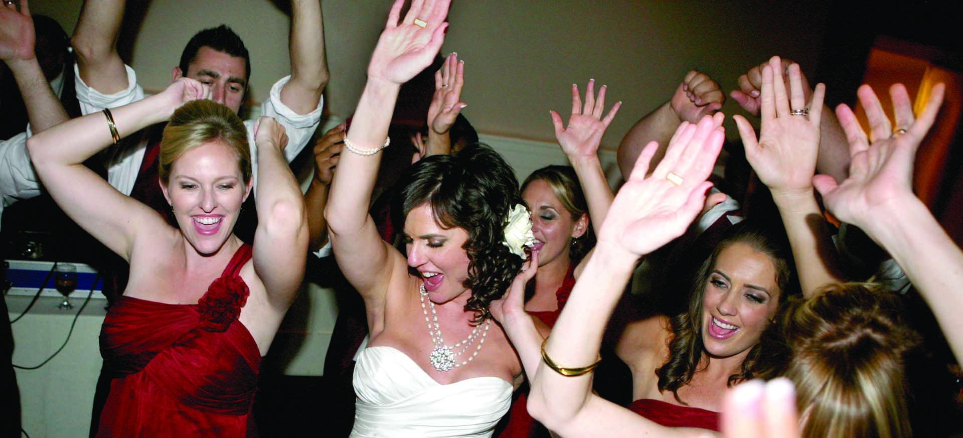arkansas wedding dj